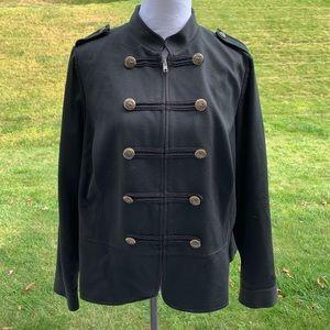 Apt 9 Military Jacket/Blazer